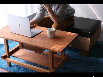 """コーヒーテーブル """"Hang"""" No.2 (杉)の画像"""