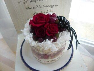 pre-flower cake♡R-1(sample)の画像