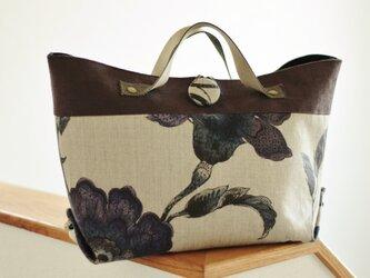 魅惑フラワーの Bagの画像