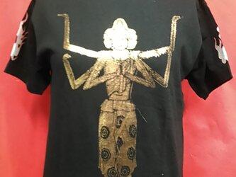 阿修羅像Tシャツの画像