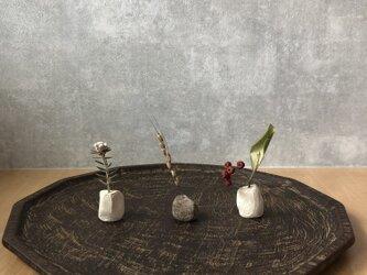 花を飾る【ドライフラワー付き】の画像