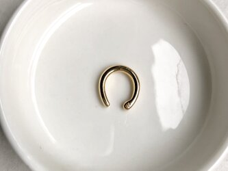 earcuff goldの画像
