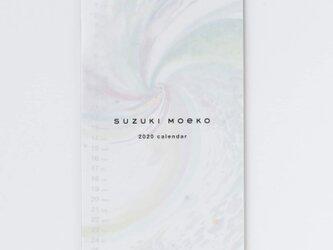 suzuki moeko 2020 calendarの画像