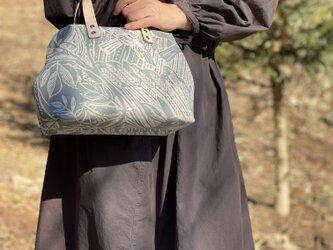 Boston bag S size [Harvest Hare]の画像