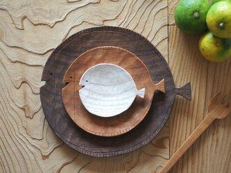 魚皿 (3枚セット)の画像