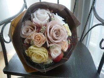 pre-flower bouquet♡P-1(Sample)の画像