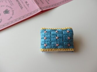 blue tile 001の画像