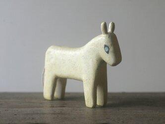 馬◦出来人形◦立◦191101の画像