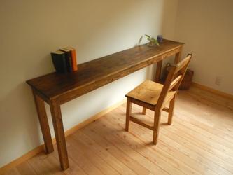 long desk w1800 slimの画像