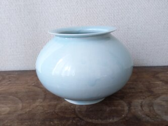 磁器 花瓶の画像