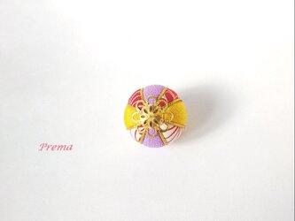 ちいさい真理(まり)アクセサリー加工無料  l花紫黄の画像