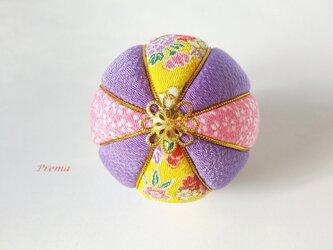真理(まり)   E 桜黄花紫の画像