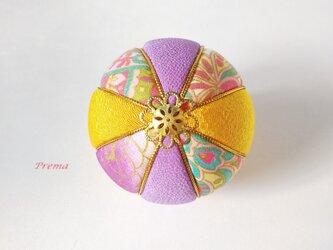 真理(まり)   G 花紫黄の画像