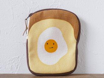 食パンポーチの画像
