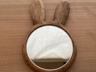 rabbit mirrorの画像
