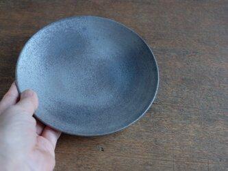 焼締 5寸皿の画像