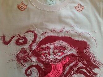 赤舌Tシャツの画像