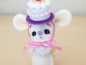 メルヘン♡レトロなネズミちゃんの画像