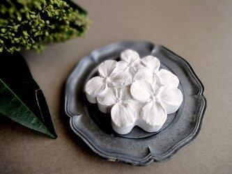 アロマストーン ■ 紫陽花 ■6種類から香りが選べるの画像