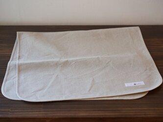 【wafu】リネンマット パン生地マット パン成型 超高密度 リネン100% / 亜麻ナチュラル z018b-amn3の画像