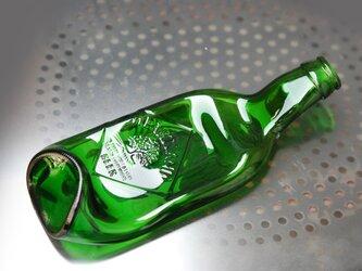 ボトルプレート★男前インテリアの画像