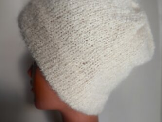 ニット帽子c-9の画像