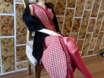 ★sale SD16用 赤いドレス他セットの画像