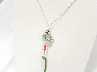 花神楽鈴ネックレスの画像