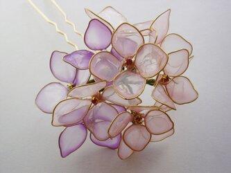 紫陽花bijou(かんざし)の画像