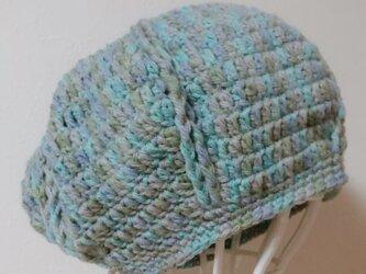 Sold out   ウール まぁるいニット帽の画像