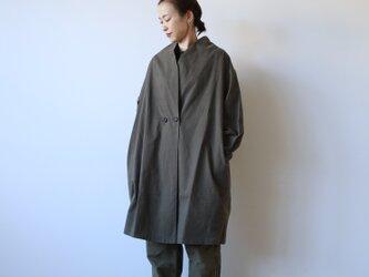 jenderless RV coat/oliveの画像