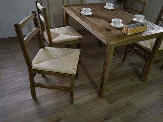 Old Pine Dining Chairの画像
