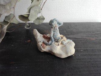 くものり妖怪 -垢嘗-の画像