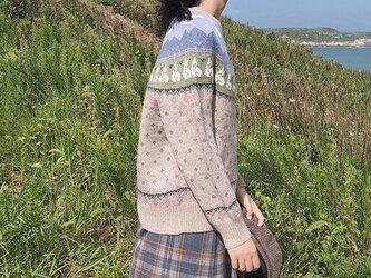 【限定】 ウール・ セーター ニット B007Yの画像