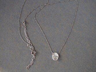 淡水真珠ケシパールネックレス 3の画像