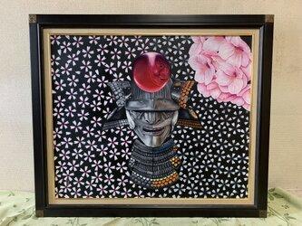 花は桜木、人は武士の画像