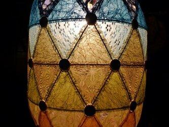 ジオライト『レインボー提灯』の画像
