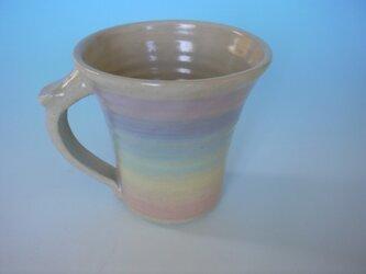 パステルレインボーマグカップ(定番)の画像