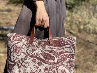 Hand bag  [ミソサザイ]の画像