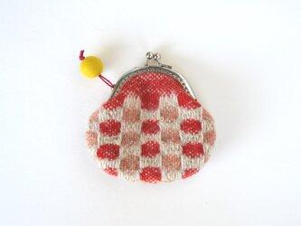 GAMAGUTI wool pouch_006の画像
