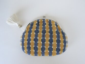 GAMAGUTI wool pouch_008の画像