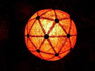 ジオライト『柿渋灯』の画像