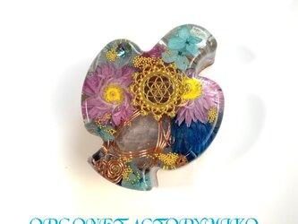 ○トラウマを除き希望のシードオブライフ Bird ケオン 愛情 癒し ポジティブ 六芒星 幸運メモリーオイル入 縁起物の画像