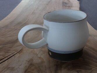 マグカップ 白マットの画像