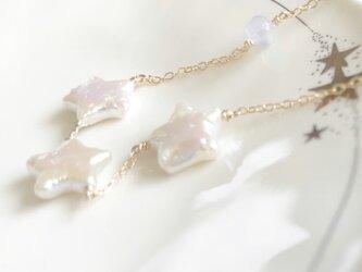 star motif*braceletの画像