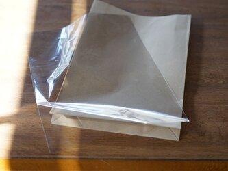 OPP袋(プラスチック袋)で梱包の画像
