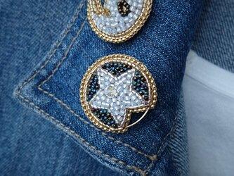 Twinkle star broochの画像