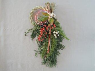 フレッシュなお正月飾り-2の画像