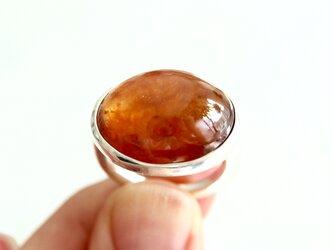 ザクロワインのガーネット ringの画像