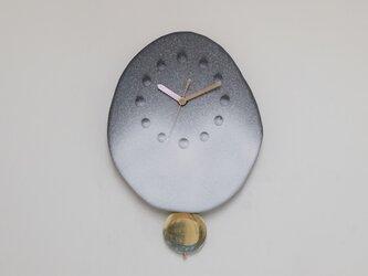 黒陶振子時計5の画像